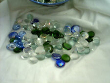 Crafts - Beading - Oval Nuggets - Several colours - jewellery, crafts, gardening