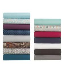 Soft Easy Care Microfiber Sheet Set Twin TwinXL Full Queen King Machine Washable