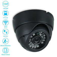 CCTV WiFi Wireless HD 720P Mini IP Security Camera Network System Night Vision H