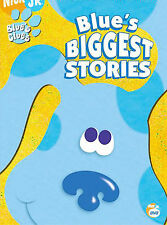 Blues Clues - Blues Biggest Stories (DVD, 2006)
