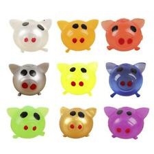 Pig Cute Anti Stress Splat Water Pig Ball Vent Toy Venting Sticky