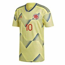 Adidas Football Soccer Colombia Mens Home Jersey Shirt 2019 2020 James 10