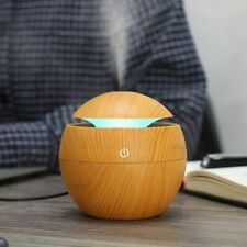 USB Aroma Essential Oil Diffuser Ultrasonic Cool Mist Humidifier Air Purifier