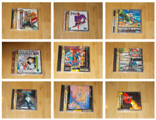 JUEGOS SEGA SATURN GAMES - JAPAN / JAPON - ELIGE DE LA LISTA - CHOOSE ONE