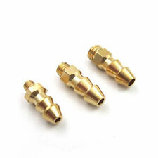 6x Brass Water Cooling faucet M3 M4 M5 Water Nipple Nozzle for RC Boat Marine