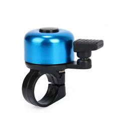 Safety Cycling Bicycle Handlebar Metal Ring Black Bike Bell Horn Sound