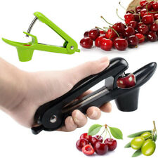 Cherry Pitter Stone Olive Seed Corer Kitchen Handheld Remover Machine Canning