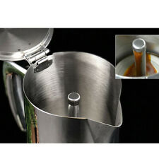 Stovetop Coffee Maker 4/6 CUP Stainless Steel Cuban Espresso Percolator