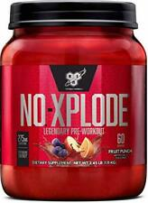 Pre Workout Supplement with Creatine, Beta-Alanine, and Energy, Flavor: Fruit Pu