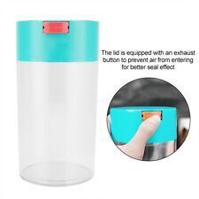 Vacuum Sealed Storage Jar Can Container for Coffee Beans Tea Leaf and Dry Goods