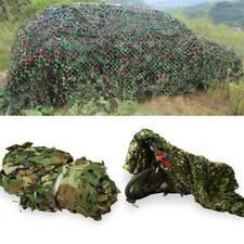 UK Military Net Cover Hunting Camping Netting Shooting Camouflage Camo Army Hide