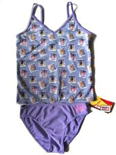 NWT High School Musical GirlsTankini Bathers Sz 5 -12 y