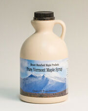 1 Quart Pure Vermont Maple Syrup- Choice Grade