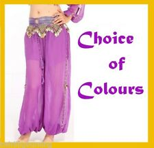 Belly Dance Bollywood Harem Pants Dancing Costume AP02
