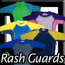 Youth & Toddler Rash Guard SPF 50 Short Sleeve Shirt