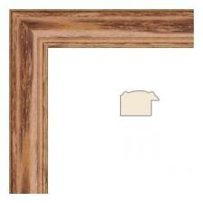 "1.25"" Honey Stain on Solid Red Oak Picture Frame"