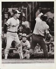8/12/83 Baltimore Orioles Manager Joe Altobelli Ejected from Game - News Photo