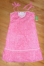NWT Lilly Pulitzer Cormick Dress Hotty Pink Size 4 or 10