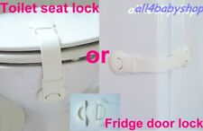 ★Baby Toddler Safety Multi-use Locks Toilet Lock 1-4pcs