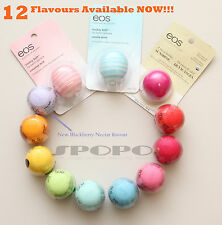 EOS Organic Lip Balm Smooth Sphere 10 Flavors - Speical Offer Multiple Purchase!