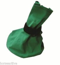 Horse Hoof Poultice Boot. Waterproof Canvas -Equine Use