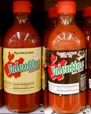 Valentina Mexican Hot Sauce Caliente Salsa Picante 12.5 oz ~ Pick One
