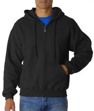 12600 Gildan Adult Ultra Blend Full-Zip Hoodie