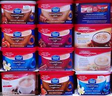 Maxwell House International Flavored Instant Cappuccino Latte Coffee ~ One Can