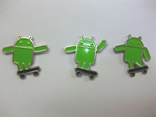 Rare Google Android Collectible Pin Badge! skateboard