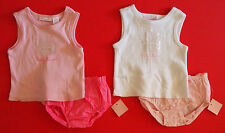 "NWT First Impressions Girls ""Daddy's Princess"" 2-Piece Outfit Clothing Set"