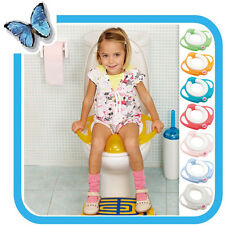 OK-Baby anatomical Toilet Seat Reducer for Babys and Kids DIFFERENT COLOURS LUXE