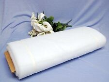 """2 Bolts 108"""" x 50 Yards (150 ft) Tulle 25 Colors Wedding Decoration 100% Nylon"""