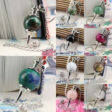 Silver Cu kinds of material ball pendulum pendant bead