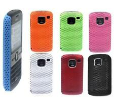 New colorful Mesh Perforated case Skin back cover for Nokia E5 E5-00