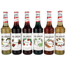 Monin Syrups 70cl Glass Bottle Coffee Cocktail Syrup