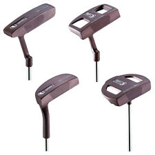 MD GOLF SEVE ICON PUTTER -  STYLES: CLASSIC,  & MALLETS NEW 2012 RRP £49.99