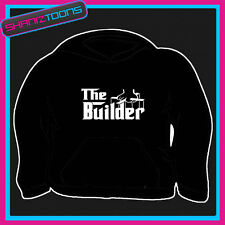 THE BUILDER HOODY HOODIE ALL SIZES & COLOURS