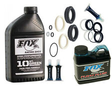Fox Forx Shox Service Maintenance Kit Seals & Oil 32 / 34 / 36 / 40mm Fork Shock