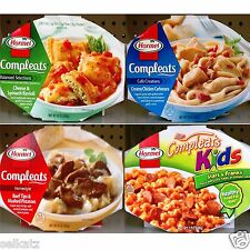 Hormel Compleats Balanced Selections Cafe Creations Homestyle Kids  ~ Two Pack