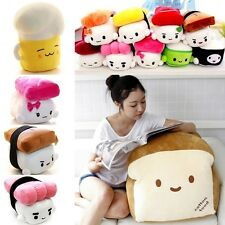 JAPAN SUSHI PILLOW VARIOUS FOOD CUSHION TOY PLUSH DOLL / X-MAS GIFT / FREE SHIP