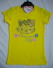 BNWT *Hello Kitty* Charmmy Kitty T-Shirt. Ages 3-4, 5-6 & 7-8 Years.