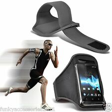 Adjustable Sports Strap Armband Pouch Case Cover Jogging Running Gym for Apple