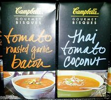 Campbell's Gourmet Bisques Soup ( 3 Boxes ) ~ Pick One