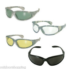 Military Sunglasses - Shatterproof Polycarbonate, Scratch Resistant Coatings.