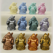 Collectable Small Traveling Buddha Ornament - Various Colours