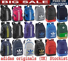 ADIDAS BACKPACKS (100% Authentic) Messenger/Gym/Duffel/Shoulder/Travel/School