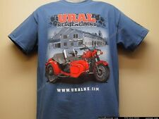 NEW Red Ural Retro Classic T Shirt