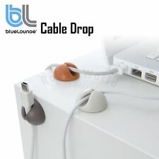 BlueLounge Cable Drop Cord Holder Organizer Cable Management Solution Sticker 6s
