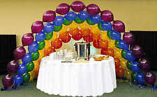"Link-O-Loon Metallic Pearl 25 Balloons 11"" Helium Quality Wedding Balloon Arch"