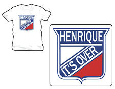 "New Jersey Devils ""Henrique It Is Over"" Tee Shirt"